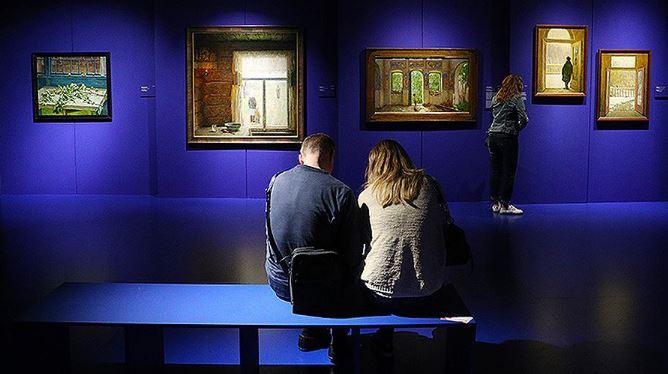"""Акция """"Ночь в музее"""""""