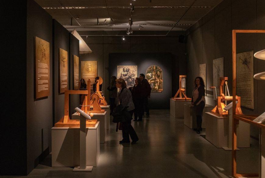 Ночь музеев - международная акция, приуроченная к Международному дню музеев