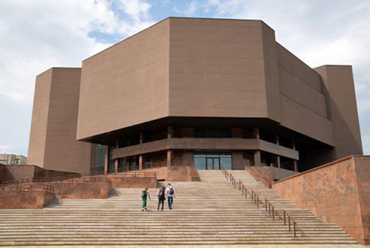 Красноярский музейный центр - Музейный центр «Площадь Мира»